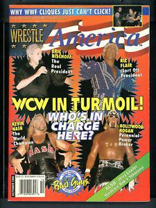 Wrestle America Magazine Oct 1999 Kevin Nash Hollywood Hogan    W015