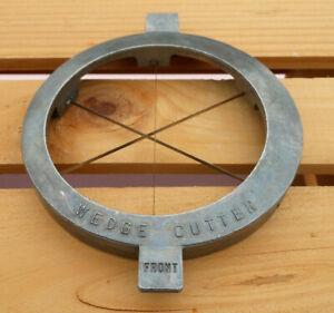 Part: Vintage Veg O Matic Wedge Cutter Attachment Popeil Vegomatic Wedger