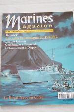Marines magazine n°19,les Raids Britanniques en 1940