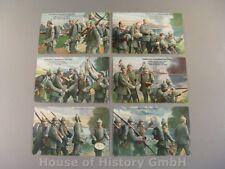 114246, Patriotische Postkarten, Serie DEUTSCHLAND, DEUTSCHLAND ÜBER ALLES, 2605