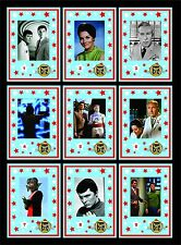 THE TIME TUNNEL 50 COLLECTIBLE CARDS NEW IN BOX - ARGENTINA - NIB