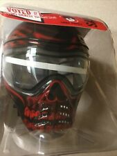 Save Phace Paintball Airsoft Mask Diablo New In Package