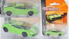 Majorette 212084009 Lamborghini Gallardo LP 560-4 grün  Nr 6/18 Racing Cars