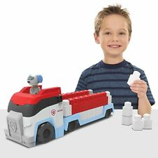 Paw Patrol Ionix Construction Paw Patroller Truck and Robo Dog Kids Toy Playset