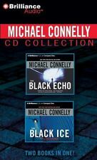Michael Connelly CD Collection 1: The Black Echo, the Black Ice (CD)
