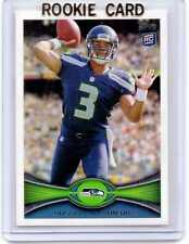 2012 Topps Russell Wilson RC