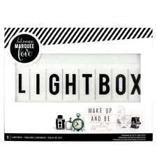 American Crafts Heidi Swapp 13 X 10 Inch Light Box White