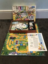 Rare Vintage 2004 Mb, The Simpsons Game Of Life Board Game Christmas VGC