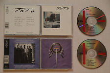 2 CD, toto-Fahrenheit + The Seventh One, W. Joseph Williams, Michael McDonald