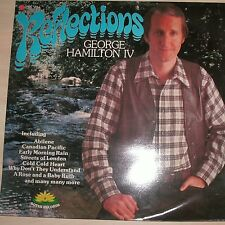 GEORGE HAMILTON IV - Reflections (Vinyl Album)