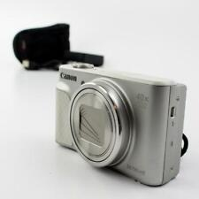Canon PowerShot SX730 Digital Camera 40x Optical Zoom & Tilt LCD - Silver