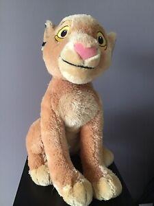 DISNEY The Lion King Baby Simba 36cm Soft Plush Toy