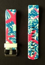 Fitbit Charge 2 Band Silicone Fitness Starfish Pattern Lilly Blue Pink Xmas Gift