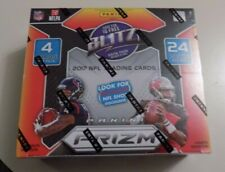 2017 PANINI PRIZM FOOTBALL RETAIL BOX 24 PACKS/96 CARDS - FACTORY SEALED