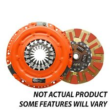 Centerforce DF735877 Dual Friction Clutch Pressure Plate And Disc Set