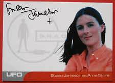 UFO - SUSAN JAMESON (SJ1) as Anne Stone - VERY LIMITED Autograph Card