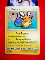 84/214 carte Pokemon SL8 Tonnerre Perdu Card Game DEDENNE