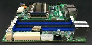 SUPERMICRO Motherboard mini ITX Intel Atom C3758 USB 3.0 A2SDi-8C-HLN4F *NOB*