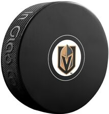 Las Vegas Golden Knights Official NHL Souvenir Autograph Hockey Puck - SHER-WOOD