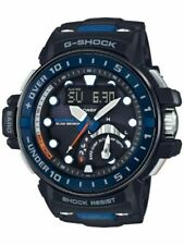 Casio G-Shock GULFMASTER 48mm Men's Depth Sensor Tough Solar Watch (GWNQ1000-1A)