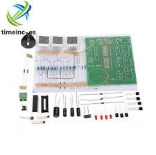 Module 9V-12V AT89C2051 6 Digital LED Electronic Clock Parts Components DIY Kit