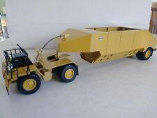 Custom Caterpillar 776d Mega Bottom Dump Diecast Masters Norscot Ccm Nzg 1:50