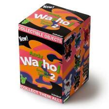 NEW! Kidrobot Andy Warhol 3-Inch Dunny Mini Series 2.0. Blind Box