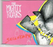 (EY168) The Mighty Roars, Sellotape - 2006 CD