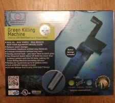 Green Killing Machine Internal UV Sterilizer 9 Watt- used. See package details.
