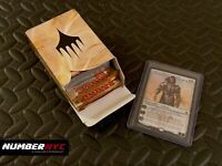 MTG Magic the Gathering Amonkhet Foil Gideon, Martial Paragon Planeswalker Deck