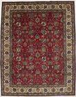 One-of-a-Kind Allover Floral Vintage 10X13 Oriental Area Rug Home Decor Carpet