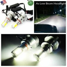 2x FOR TOYOTA High Power COB LED Fog Driving Light 9006 HB4 120W White 7600lm