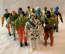 *You Pick* Vintage G.I. Joe/Cobra Original Action Figures 1988-1990