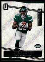 2019 PANINI UNPARALLELED JAMISON CROWDER NEW YORK JETS #9
