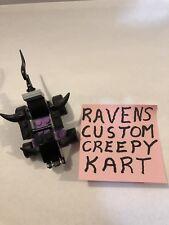 LEGO Teen Titans Go Ravens Custom Creepy Kart Raven Car Dimensions 71255 No Figs