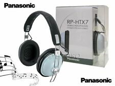 PANASONIC RP-HTX7 Cerchietto over-the-ear Retrò Monitor Cuffie Blu rp-htx7-a1