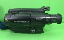 NEW Sony Handycam CCD-TR64 8mm Video8 Camcorder VCR Player Camera Video Transfer