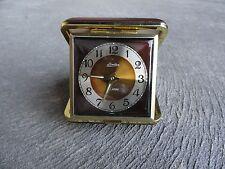Vintage Linden Travel Alarm Clock - Problem
