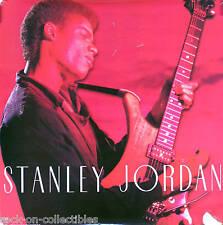 STANLEY JORDAN 1988 FLYING HOME PROMO POSTER ORIGINAL
