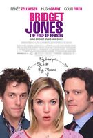 Bridget Jones movie poster - Renee Zellweger, Colin Firth, Hugh Grant