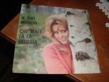 """SERGIO MAURI """" IL TUO MONDO """" BARBARA """"CHE MALE FA LA GELOSIA """" ITALY'67"""