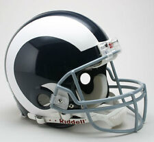 LOS ANGELES RAMS 1965-1972  Riddell AUTHENTIC Throwback Football Helmet NFL