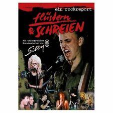 Flüstern und Schreien Rockreport DDR DVD NEU sealed Silly Feeling B (Rammstein)