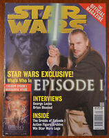 Star Wars The Official Magazine No.20 May/June 1999