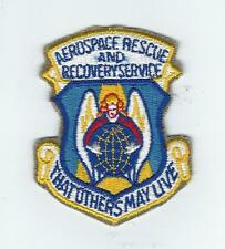 60s-70s  AEROSPACE RESCUE & RECOVERY SERVICE   patch