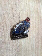 British Motorcycle Grand Prix Donington Park 1992 Enamel Badge