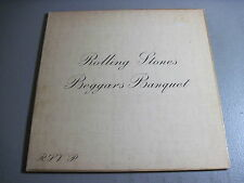 The Rolling Stones- Beggars Banquet- LP 1968 London PS 539 First Press