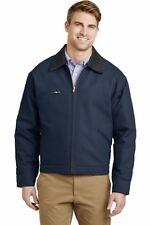 Cornerstone Duck Cloth Work Jacket, Brand New! Men's 3XL, Navy, Warm!
