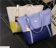 Fashion Ladies Designer Handbag Celebrity Tote Hobo Shoulder Bag Beach Satchel