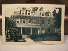 PA Womelsdorf Leinbach Cottage Bethany Orphans Home 1953 Postcard